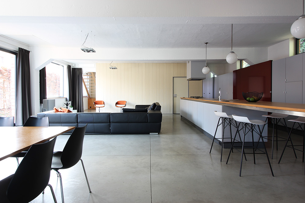 "Exclusieve woning in ""loft-style""0"